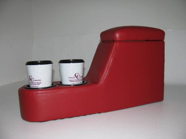 Chevy Corvair HumpHugger Cupholder and Console