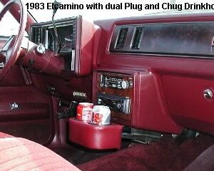 Chevrolet drink holder El Camino Malibu