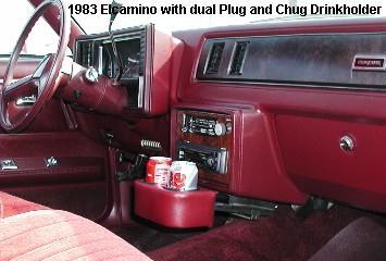 Chevrolet drink holder El Camino Malibu