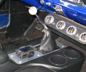 Mustang Shifter Boot