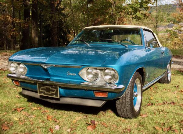 1965-1969 Corvair HumpHugger