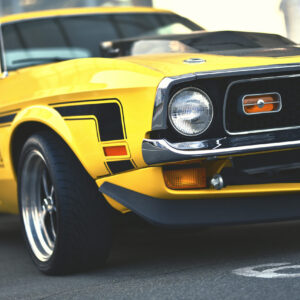 Ford Mustang HumpHugger