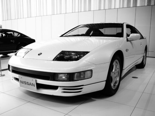 Nissan 300ZX Console
