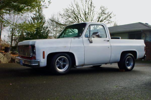 1973-1987 Chevrolet truck
