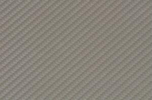 248 - Carbon Fiber Silver