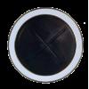 Medium - Matte Silver Rim ($5.00)