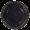 Large - Black Rim (Standard)